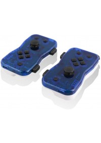 Ensemble De 2 Manettes Dualies Pour Nintendo Switch Par Nyko (Joy-Con Alternative) - Bleue