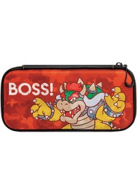 Étui De Transport Rigide Pour Nintendo Switch par PDP - Bowser Boss!