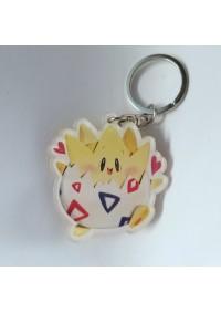 Porte-Clé en Acrylique Pokemon - Togepi