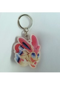Porte-Clé en Acrylique Pokemon - Sylveon