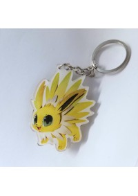 Porte-Clé en Acrylique Pokemon - Jolteon