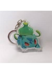 Porte-Clé en Acrylique Pokemon - Bulbasaur