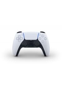 Manette Dualsense Officielle Sans Fil Sony Pour PS5 / Playstation 5 - Blanche