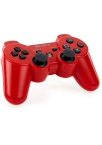 Manette Dualshock 3 Officielle Sony Pour PS3 / Playstation 3 - Rouge