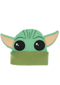 Tuque Star Wars - Bébé Yoda