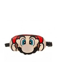 Masque à Yeux (Pour Faire Dodo) Super Mario Bros - Visage de Mario