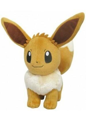 Toutou Pokemon - Eevee Femelle 7 Pouces
