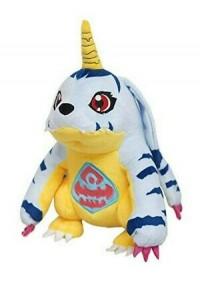 Toutou Digimon Par Sanei - Gabumon 10 Pouces