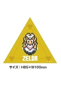 Autocollant Style Travel Sticker - Zelda A Link to the Past Zelda Pixel