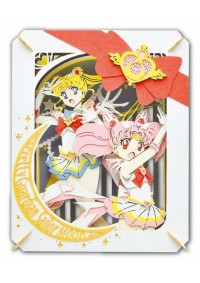 Kit Bricolage Paper Theater - Pretty Guardian Sailor Moon Eternal the Movie