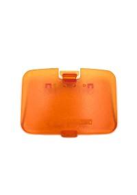 Couvercle de Remplacement pour Porte de Jumper Pak/Expansion Pak N64 Orange