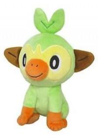 Toutou Pokemon Par Sanei - Grookey 7 Pouces