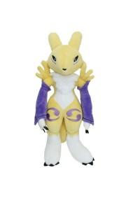 Toutou Digimon Par Sanei - Renamon 11 Pouces