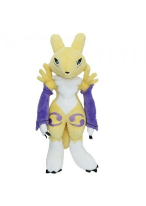 Toutou Digimon Par Sanei - Renamon 28 CM