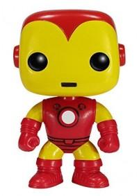 Figurine Funko Pop #04 - Marvel Iron Man
