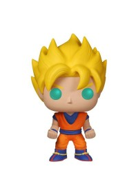 Figurine Funko Pop #14 - DragonBall Z Goku Super Saiyan