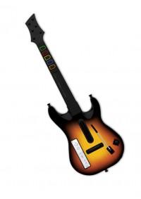 Guitare De Guitar Hero Sans Fil Pour Wii - Modèle World Tour