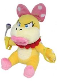Toutou Super Mario Par Sanei - Wendy Koopa 7 Pouces