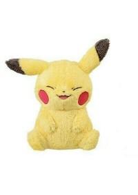 Toutou Pokemon Par Banpresto - Pikachu Heureux 9 Pouces