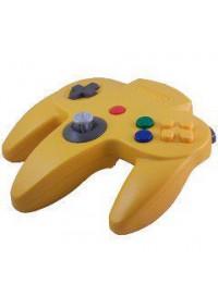 Manette Nintendo 64 Officielle Nintendo - Jaune