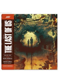 Disque Vinyle Trame Sonore The Last of Us: Original Score Volume 1 2xLP Par Mondo Tees