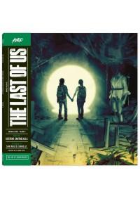 Disque Vinyle Trame Sonore The Last of Us: Original Score Volume 2 2xLP Par Mondo Tees