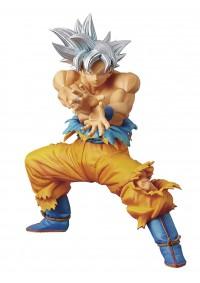 Figurine Dragon Ball Super - Super Warriors Ultra Instinct Goku 18cm Par Banpresto