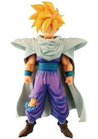 Figurine Grandista Dragon Ball Z - Resolution of Soldiers Son Gohan 22cm par Banpresto