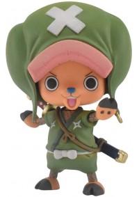 Figurine One Piece - Grandline Men Tony Tony Chopper 8cm Par Banpresto