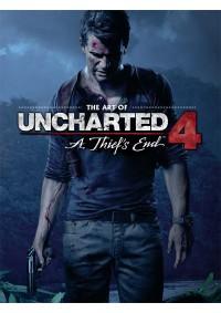 Artbook The Art Of Uncharted 4 A Thief's End Par Dark Horse