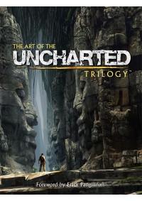 Artbook The Art Of Uncharted Trilogy Par Dark Horse