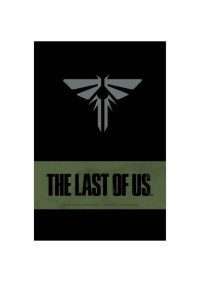 Carnet de Notes Naughty Dog - The Last of Us