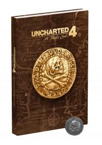 Guide Uncharted 4 A Thief's End Édition Collector Par Prima