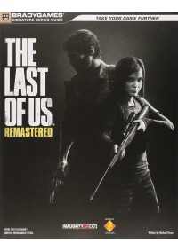 Guide The Last Of Us Remastered Par BradyGames