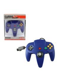 Manette Nintendo 64 / N64 Par Teknogame - Bleue
