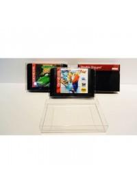 Boite de Plastique Molle Transparente Protectrice Pour Cartouche Sega Genesis et Sega Master System