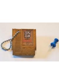 Porte-Clé Mini-Cartouche de NES - The Legend of Zelda
