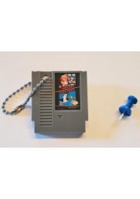 Porte-Clé Mini-Cartouche de NES - Mario Bros./Duck Hunt