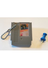 Porte-Clé Mini-Cartouche de NES - Metroid