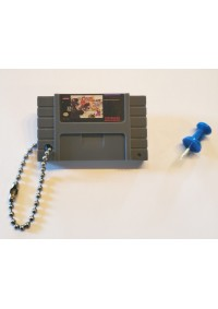 Porte-Clé Mini-Cartouche de SNES - Chrono Trigger
