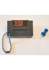 Porte-Clé Mini-Cartouche de SNES - Legend of Zelda A Link to the Past