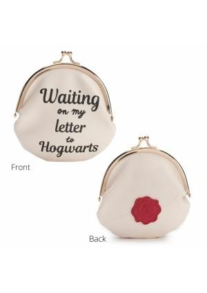 Porte-Monnaie Kiss-Lock Harry Potter - Lettre de Poudlard