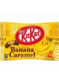 Chocolat Kit Kat Mini - Banane et Caramel
