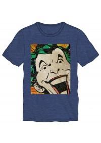 T-Shirt DC Comics - Jocker Vintage Comic