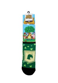 Chaussettes Animal Crossing