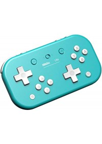 Manette 8Bitdo Lite Bluetooth Turquoise Pour Switch, Android iOS, Windows Et Steam