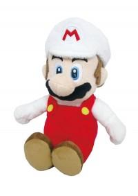 Toutou Super Mario Bros Par Sanei - Fire Mario 10 pouces