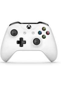 Manette Xbox One Sans Fil Officielle Microsoft - Blanche