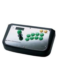 Fight Stick Real Arcade PRO Par Hori Pour PS1 / PS2 - Noir