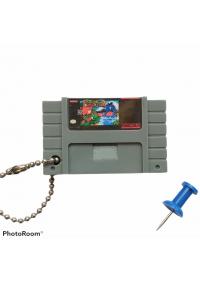 Porte-Clé Mini-Cartouche de SNES - Yoshi's Island